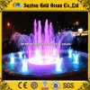 Small Round Flower Shape Music Dancing Fountain for Garden