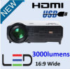 23 Languages Support 1280*768 3500 Lumens LCD Projector