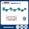 Trailer Accessory 3 Axle Trailer Mechanical Suspension