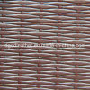Woven Embossed Design Semi-PU Leather (QDL-52083)