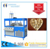 Factory Outlets Chocolate Tray Plastic Suction Machine, Plastic Blister Machine, Ce Approved