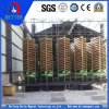 Glass Steel Frame Gravity Spiral Chute for Separating Iron Ore/Metal Materials (No Electric)