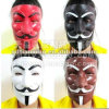 Promotion Halloween Party Mask V for Vendetta Mask