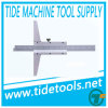 Hight Quality Basic Model Vernier Depth Gauges/ Depth Caliper 0-500mm, with/Without Hook