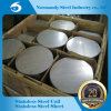 Manufacturer High Quality 410 Hr/Cr Stainless Steel Circle