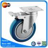 Rigid Caster and Swivel Caster Kit PU Wheel PP Wheel