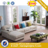 Italy Design Classic Wooden Office Furniture Leather Office Sofa (HX-SN8065)