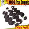 Grade 6 Deep Wave of Indian Hair Hot Selling in 2016