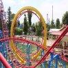 2017 New Popular Rides Roller Coaster