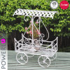 Metal Garden Delicate Plant Flower Stand