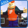 Giant Cartoon for Advertising /Inflatable Cartoon for Promotion