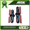 """3"""", 4"""" Manual Double Screen Irrigation Filter, PP Boday"""