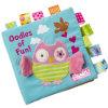 Customized Plush Baby Early Education Toy