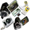 100K-12.1M Digital Cameras & Video Camers Collection