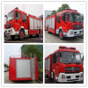 4*2 Dongfeng Fire Fighting Trucks with 8cbm