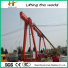 Single Girder Gantry Crane for Construction Project