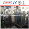 Pipe Dewaterer for Plastic Recycling Granulation Line