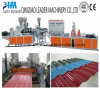 PVC Corrugated/Waved Roofing Tiles/Sheets Extrusion Plant