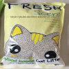 Hot New Wooden Strip Bentonite Cat Litter