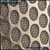304 Ss Sintered Wire Mesh with Perforated Metal for Filter Materials