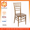Resin Acrylic Gold PC Chiavari Chair