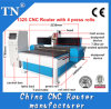 Aluminium Cabinets 3D Embossment CNC Wood Engraving Cutting Machine