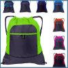 OEM Polyester Backpack Bag Polyester Drawstring Bag