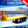 Double Axles 20FT Skeletal/Flatbed Dump Trailer/Tipper Semi Trailer