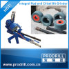 Portable Air Steel Integral Drill Rod & Chisel Bit Grinder