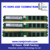 ETT Chips Lifetime Warranty 1333MHz DDR3 4GB RAM Memory Long DIMM