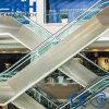 Criss-Cross Escalators