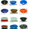 Colorful Glass Basins with High Quality