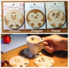 Craving Cute Animal Wooden Cup Pads