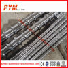 Vent Barrel Screw and Screw Barrel for Recycling Film