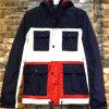 Constrast Hoody Winter Coat Man Padding Jackets with 4 Pockets