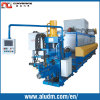 Aluminum Extrusion Machine with Gas Burner Multi Billet Heating Furnace