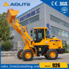 Small Hydraulic Front End Wheel Loader with Joystick for Sale