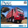 7.8m Sinotruk 8*4 HOWO Dump Truck