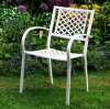 Hot Selling Cheap Promotional Cast Aluminum Outdoor Garden Dining Chair