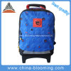 Smile World Children Campus Trolley Wheel School Backpack Bag