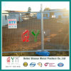 Hot Dipped Galvanized Retractable Temporary Fencing/ Temp Barricade Fence Panel