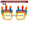 Apparel Accessories Paper Funky Birthday Cake Sunglasses Party Supply (PG1016)