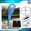 Outdoor Displayed Teardrop Flag, Beach Flags (J-NF04F06052)
