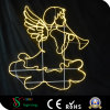 Christmas Decoration Light 2D Angel Frame Light