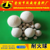 30mm, 40mm, 50mm, 60mm High Alumina Ceramic Refractory Balls