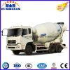Foton 6*4 Concrete Mixer Truck 10 Wheeler Portable Concrete Mixer