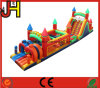 Various Types Inflatable Water Obstacle Course Equipment for Water Park
