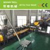 Double stage plastic granulation machine /PP PE plastic pelletizing line