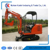 Hot Sale 1.7ton 0.91m3 Crawler Excavator Model Xe215c