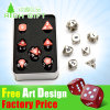 Factory Wholesale Customized Metal Polyhedral Casino Dice Adult/Bulk/Plastic/Laser Engraved/D20/12/10/8 Sided/Giant/Sex/Rpg/Loaded/Poker Game Dice Set